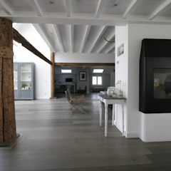 by Van der Schoot Architecten bv BNA Country Wood Wood effect