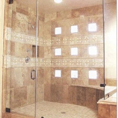 ORO ARQUITECTURA Modern bathroom
