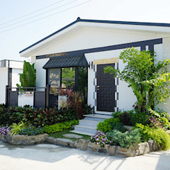 Asian style houses by homify Asian Concrete