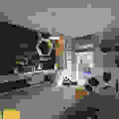 Pokój dla juniora Nowoczesny pokój dziecięcy od living box Nowoczesny