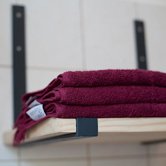 Scandinavian style bathroom by woodboom Scandinavian