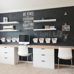 Scandinavian style study/office by Urbanology Designs Scandinavian