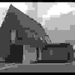 ENA architecten Maisons modernes Pierre Noir