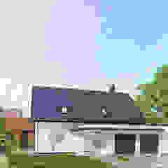 IMU0002 Rustykalne domy od PROMO Pracownia Projektowa Rustykalny