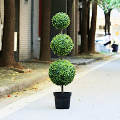 Artificial Topiary Modern garden by Sunwing Industries Ltd Modern Plastic