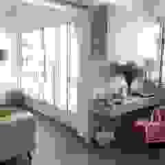 3-rm BTO Jalan Tenteram Scandinavian style study/office by Singapore Carpentry Pte Ltd Scandinavian