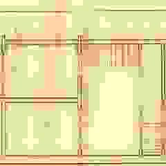 Proyecto de Ampliacion Vivienda Urbanizacion Canaima II. Guatire Estado Miranda Jardines de estilo moderno de Arquitectura Feng Shui Laura Ramirez Moderno