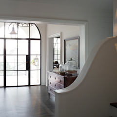 إنتقائي، أسلوب، الرواق، رواق، &، درج من Christopher Architecture & Interiors إنتقائي