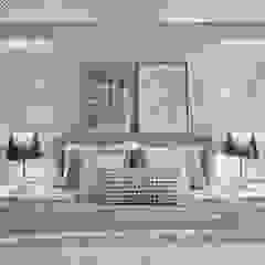 Residência GG2 Quartos modernos por Alessandra Contigli Arquitetura e Interiores Moderno