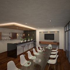by RB Arquitectos Modern