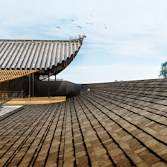 by Architects Tract Asian Granite