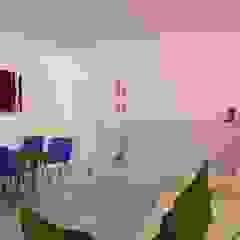 Escola SUPERA Escolas ecléticas por PorcaroAlves Arquitetura Eclético