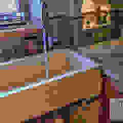 Stefan Necker Tegernseer Badmanufaktur & BadRaumKonzepte Mediterranean style kitchen Marble