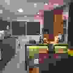 Apartamento DM Cozinhas ecléticas por HM2 arquitetura criativa Eclético