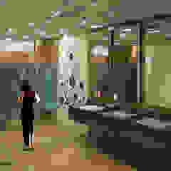 TECNOGLASS Moderne Badezimmer von Cabas/Garzon Arquitectos Modern
