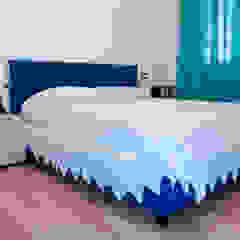 Minimalist bedroom by Luca Bucciantini Architettura d' interni Minimalist