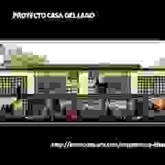 """Proyecto """"Casa del lago de A.M. ARQUITECTURA +DISEÑO"""