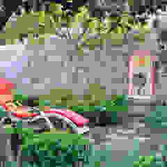 Jardines mediterráneos de homify Mediterráneo