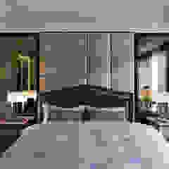 時尚精品宅 Modern style bedroom by 大荷室內裝修設計工程有限公司 Modern