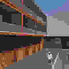 APARTHOTEL VIANA . ANGOLA Casas tropicais por PLURALLINES - Ideias, Projectos e Gestão Lda Tropical