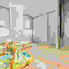 Dormitorios infantiles de Unicorn Design Ecléctico