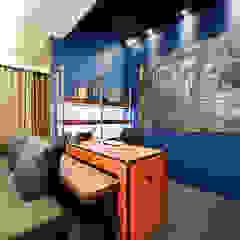 Bureau original par Unicorn Design Éclectique