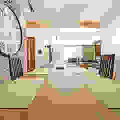Salle à manger originale par Unicorn Design Éclectique
