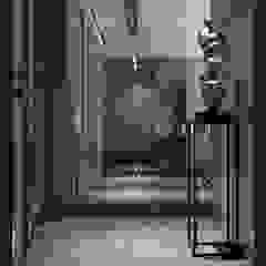 工作空間的最大值 大荷室內裝修設計工程有限公司 現代風玄關、走廊與階梯