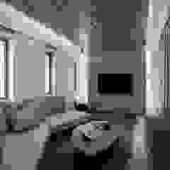 工作空間的最大值 大荷室內裝修設計工程有限公司 書房/辦公室