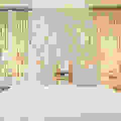 Dunkeld Apartment Modern style bedroom by Tru Interiors Modern