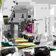 moxy hotels Industriële hotels van APTO Architects Industrieel