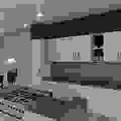 Copperleaf Dream Modern kitchen by Ellipsis Architecture Modern