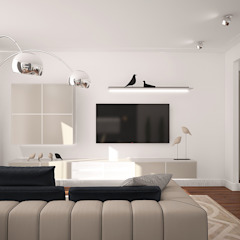 needsomespace Modern living room