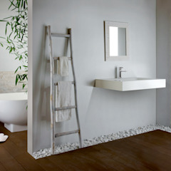 serie Acqua Miscelatore Monocomando lavabo FRISONE SRL Bagno moderno Metallo