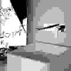 serie Acqua Miscelatore Monocomando Lavabo incasso a parete FRISONE SRL Bagno moderno Metallo