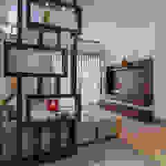 توسط Design Arc Interiors Interior Design Company مدرن تخته سه لایی