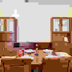 Interior Design Bangalore 2BHK Apartment Modern dining room by Design Arc Interiors Interior Design Company Modern Plywood