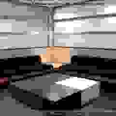 by SERPİCİ's Mimarlık ve İç Mimarlık Architecture and INTERIOR DESIGN Modern Solid Wood Multicolored