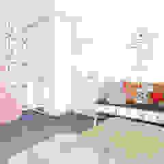 CREME DE LA CREME Rustykalny pokój dziecięcy od Kołodziej & Szmyt Projektowanie wnętrz Rustykalny