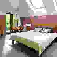 Irina Derbeneva Camera da letto moderna