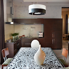 Irina Derbeneva Cucina moderna