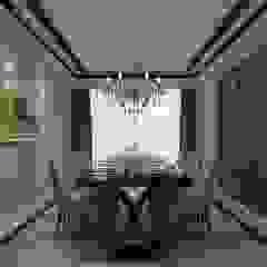 成綺空間設計 Salle à manger classique