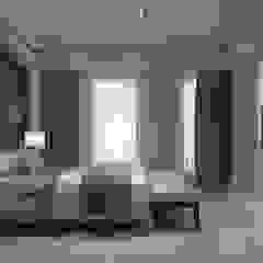 成綺空間設計 Klassische Schlafzimmer