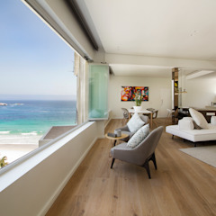Clifton Apartment Modern windows & doors by Make Architects + Interior Studio Modern
