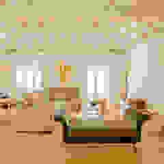 Apartamentos turísticos Casas da Baixa, Jules et Madeleine - LISBOA Hotéis eclécticos por SHI Studio, Sheila Moura Azevedo Interior Design Eclético