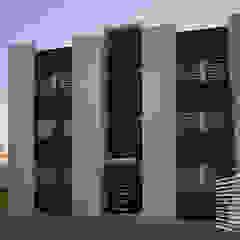 Maisons modernes par HHRG ARQUITECTOS Moderne