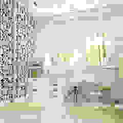 Dormitorios infantiles de Yana Ikrina Design Ecléctico