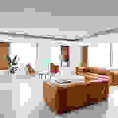 Modern living room by 히틀러스플랜잇 Modern