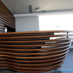 Preller Clifton by DV8 Architects Modern