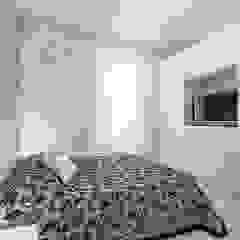 Ristrutturazione appartamento Roma, Genzano Camera da letto moderna di Facile Ristrutturare Moderno